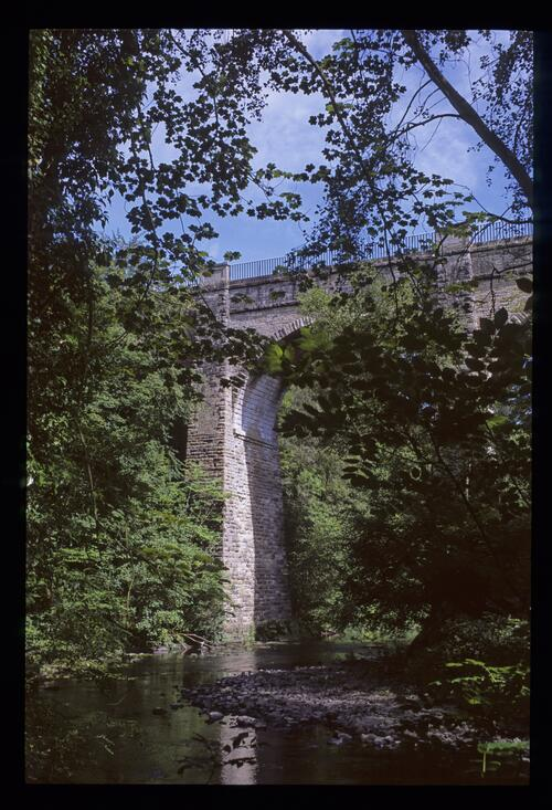 Avon Aqueduct, Union Canal [near Linlithgow].