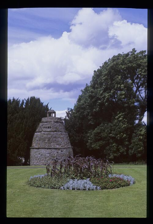 Doocot at Linlithgow by the Union Canal.