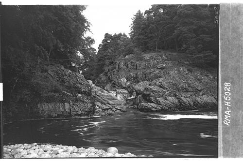 Randolph's Leap, River Findhorn.