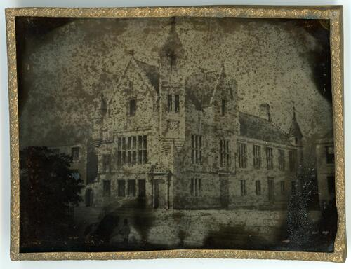 St Andrews 'New' Town Hall [from an unidentified painting]