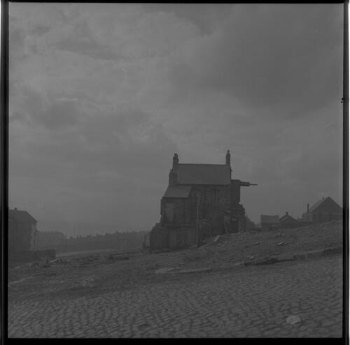 [A ruined house, Rye Hill]