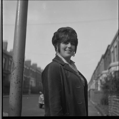 [An unidentified woman, Rye Hill]