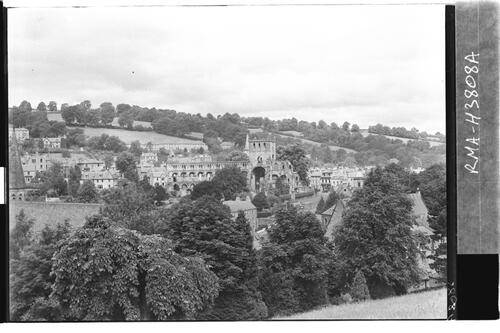 The Abbey, Jedburgh.