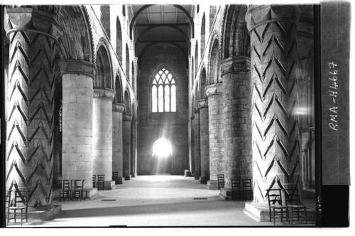 Dunfermline Abbey.