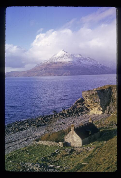 The Cuillin from Elgol, Skye.