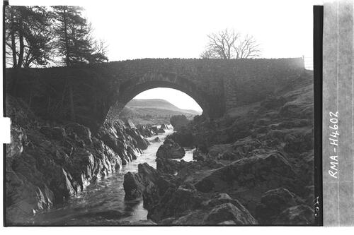 River Tweed bridge, Tweedsmuir.
