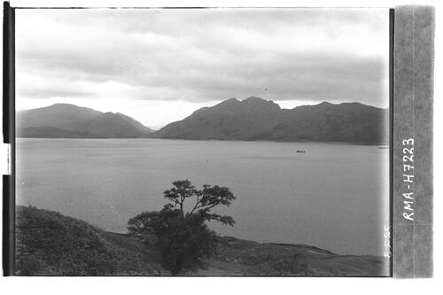 Across Loch Linnhe to Ardgour.