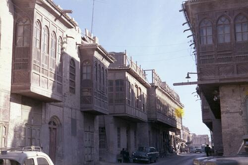 Unidentified street in an Islamic city