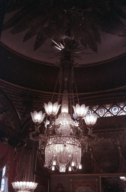 Chandelier from the Banqueting Room in the Royal Pavillion