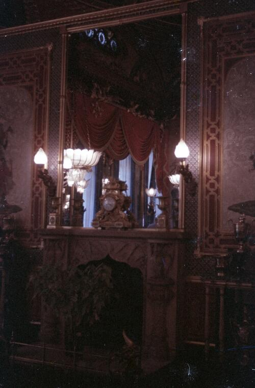 Fireplace from the Banqueting Room in the Royal Pavillion