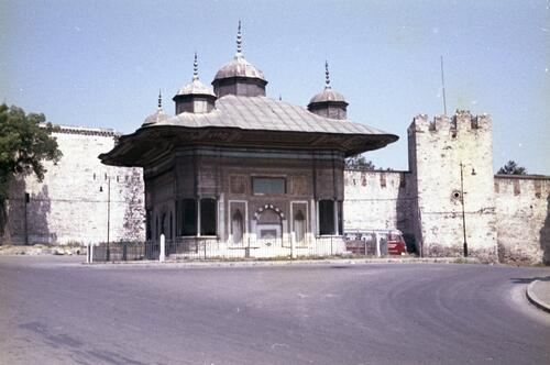 Unidentified Islamic building