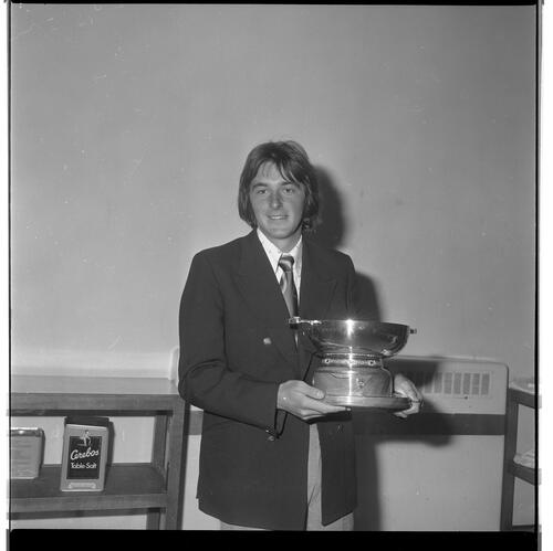 Boyd Quaich Winner Gordon Cairns