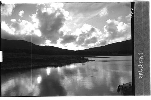 'Skies', Loch Scresort, Rum.