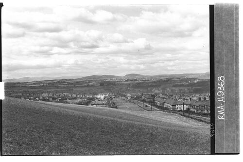 General view of Rosyth.