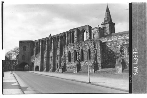 Abbey and Palace, Dunfermline.