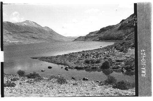 Loch na Sealga, West Ross.