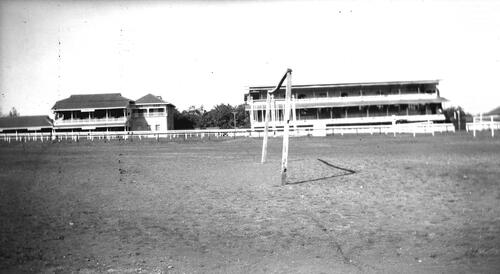 Grand Stand, Race Course, Poona (Pune)