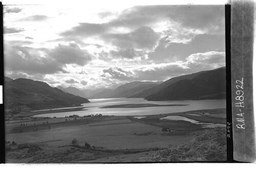Loch Duich from above Ardelve.