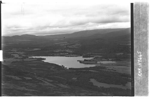 Loch Alvie from An Sguabach.