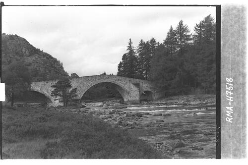 Invercauld Bridge, River Dee.