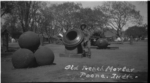Self Trench Mortar, Poona (Pune)