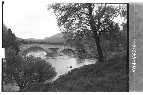 Wade's Bridge, Invercauld.
