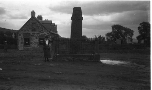 Celtic Cross , Fowlis Wester