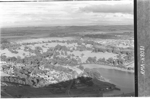 Duddingston from King's Park.