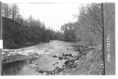 River Awe near Taynuilt.