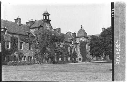 St Mary's College, St Andrews.