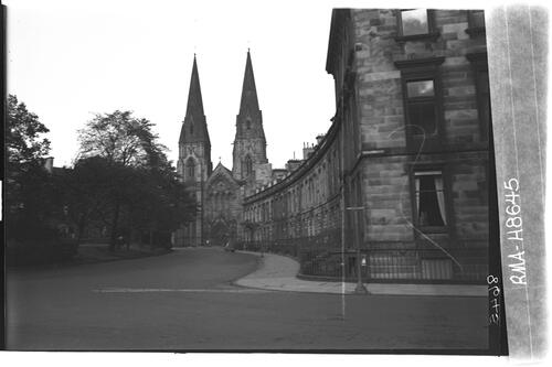 St Mary's Cathedral, Edinburgh.