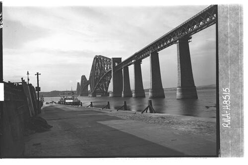Forth Bridge, South Queensferry.
