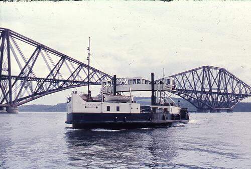 """Queen Margaret"" (motor vessel) at North Queensferry"