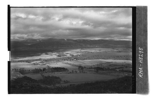 Glen Feshie hills and Kincraig.