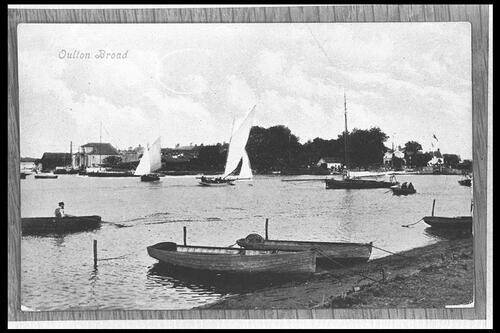 Oulton Broad.