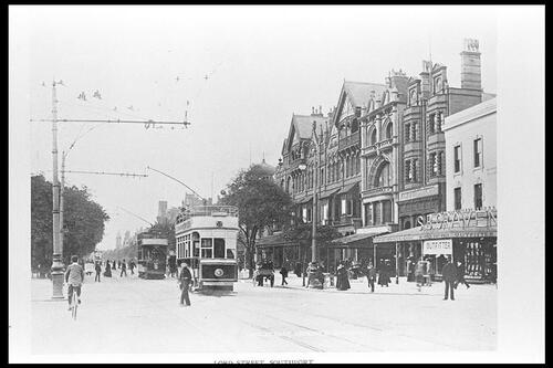 Lord Street, Southport.