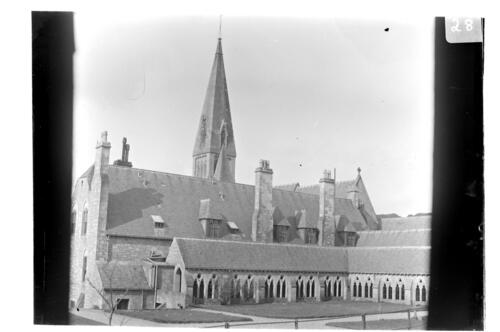 Pro Cathedral of Argyle and the Isles, the College, Millport [Great Cumbrae].