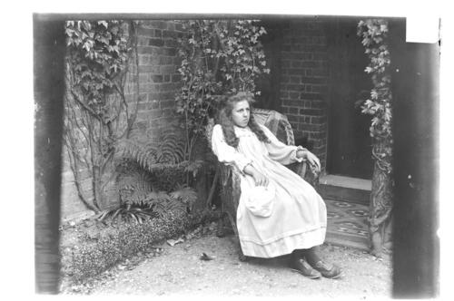 Dolly Barkby [Cleveland Cottage, Isleworth.]