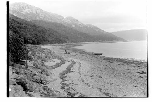A View of Loch Carron.