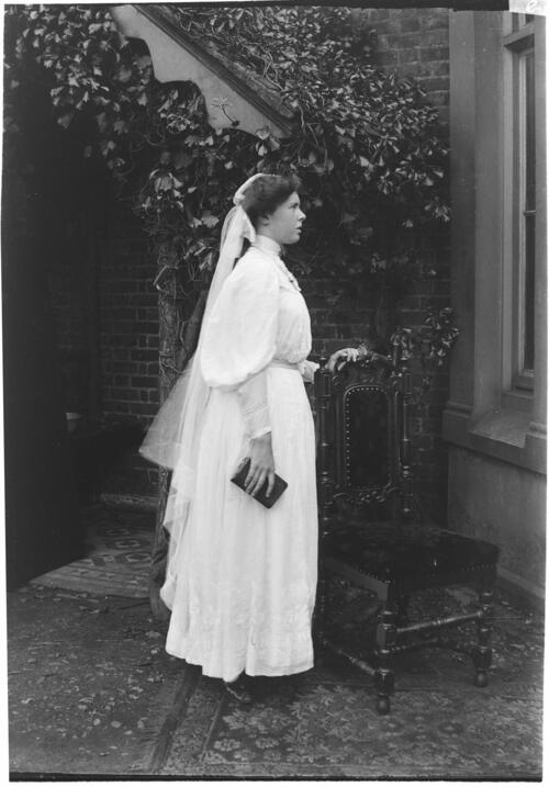Ida Jane Miller [Cleveland Cottage, Isleworth].