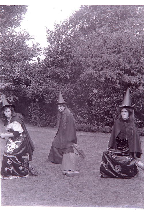 The Three Witches.