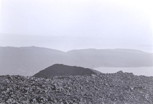 The view from the top of Ben More, Mull - looking South.