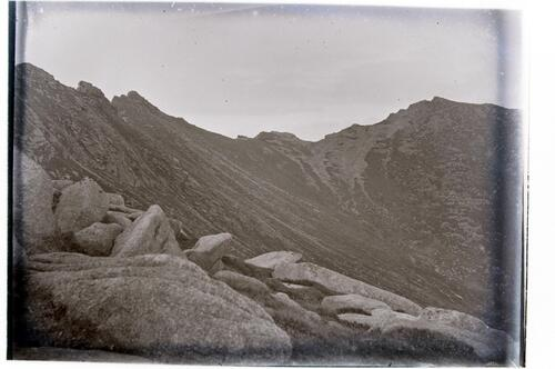 The North East Ridge, GoatFell, Arran
