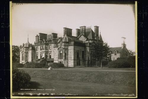 Belladrum House, Beauly.