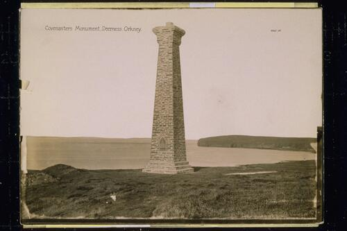 Covenanter's Monument, Deerness.