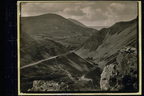 Sychnant Pass.