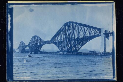 Forth Bridge from S.