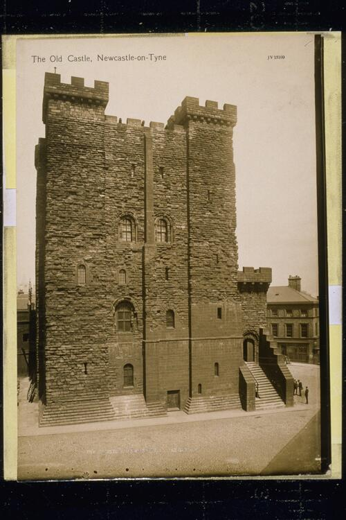The Old Castle, Newcastle.