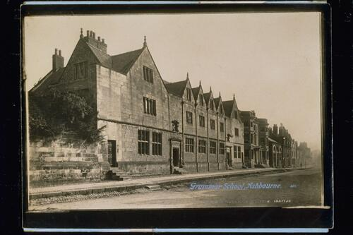 Grammar School, Ashbourne.
