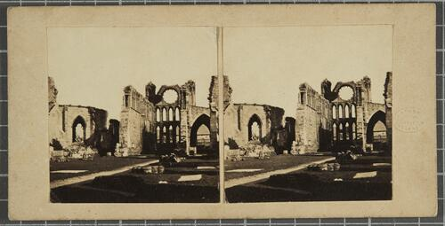 [Elgin Cathedral]